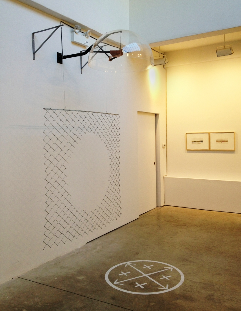 "Installation view of ""A Possibility"""