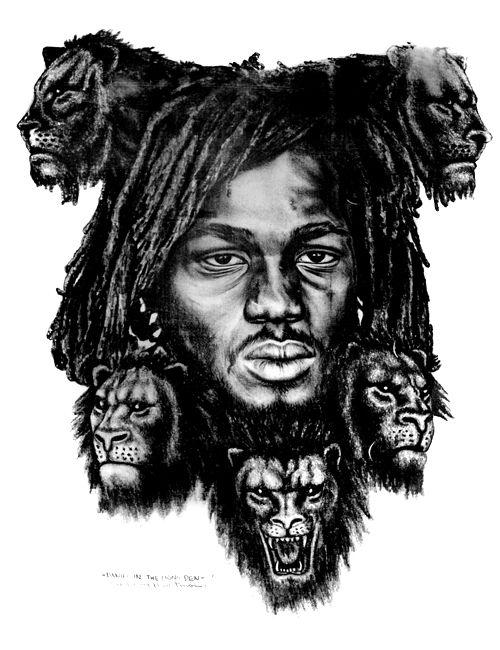 In the Lions Den Ras Daniel